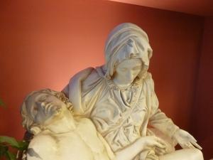 Pieta Our Lady of Mt. Carmel Church,  Wickliffe, Ohio