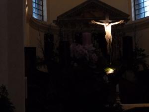 Cross Illuminated