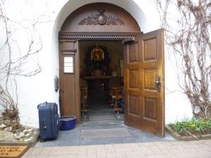 Schoenstatt Chapel, Koblenz, Germany