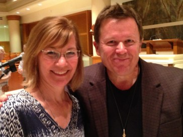 David Kaufman and Peggy - Copy