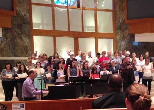 David Kaufman Choir 2